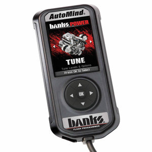 Banks Power AutoMind 2 Programmer for 2001-2016 GM Duramax 6.6L LB7/LLY/LBZ/LMM/LML Diesel