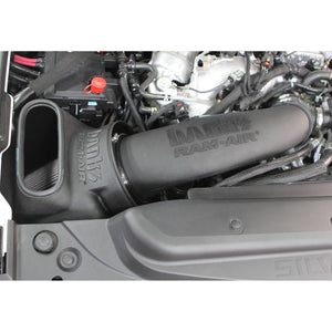Banks Power Ram-Air Intake System with Dry Filter for 2017-2019 GM Duramax 6.6L L5P Diesel