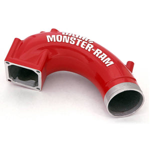 "Banks Power 42766 3.5"" Monster-Ram Intake Manifold System with Boost Tube"