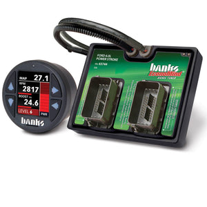 Banks Power 61421 EconoMind Diesel Tuner with iDash 1.8 SuperGauge