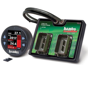 Banks Power 61451 EconoMind Diesel Tuner with iDash 1.8 DataMonster