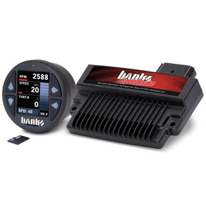 Banks Power 61461 SpeedBrake with iDash 1.8 DataMonster