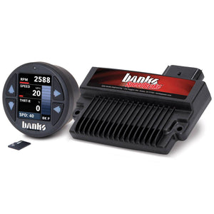 Banks Power 61462 SpeedBrake with iDash 1.8 DataMonster