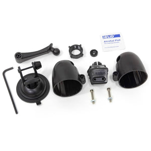 "Banks Power Dual Gauge Pod Suction Mount for use with iDash & 2-1/16"" Gauges"