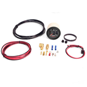 Banks Power DynaFact 0-15 PSI Boost Gauge Kit