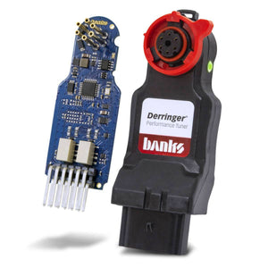 Banks Power Derringer Tuner with Switch for 2011-2019 Ford Powerstroke 6.7L Diesel