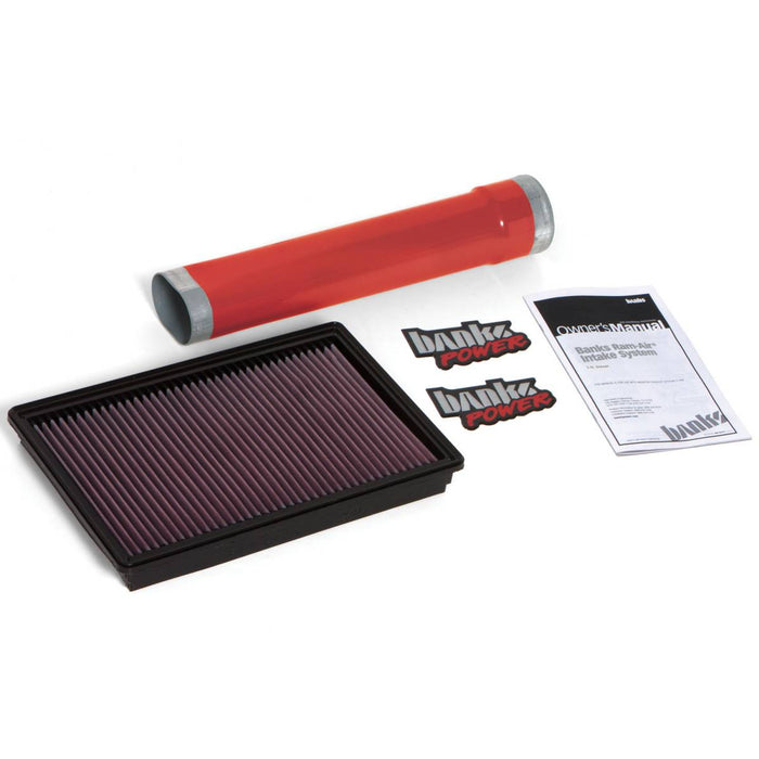 Banks Power 42260 Ram-Air Filter Assembly with Oiled Filter
