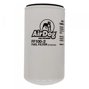 AirDog Replacement Fuel Filter (2 Micron) for use with AirDog Air/Fuel Separation Systems