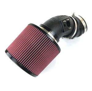 "Fleece Mantake 5"" Intake with Filter for 2007.5-2018 Dodge Cummins 6.7L Diesel with 2nd Gen Swap"