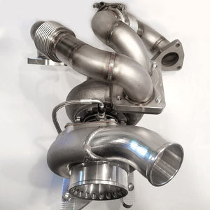 No Limit 67PTK17196870 Drop In Turbo Kit with Precision BB 68/70