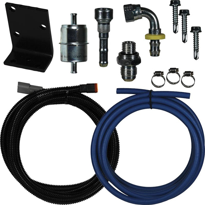 FASS RK-02 Dodge Replacement Pump Relocation Kit