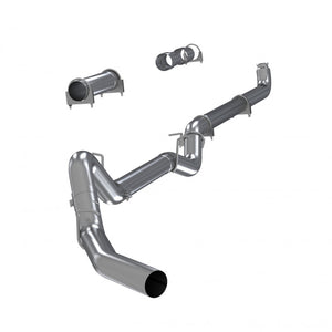 "MBRP S6004SLM 4"" SLM Series Downpipe-Back Exhaust System"