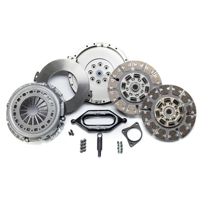 South Bend SDD3250-5-ORG Organic Street Dual Disc Clutch