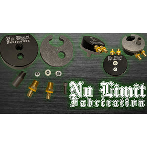 No Limit Black Fuel Sump