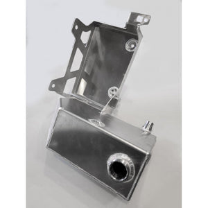 No Limit 67FRCT Raw Aluminum Coolant Tank