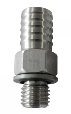"Fleece FPE-CP3-FEED 1/2"" CP3 Feed Fitting"