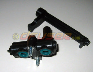 International 1823562C91 Fuel Drain Valve Assembly w/ O-rings
