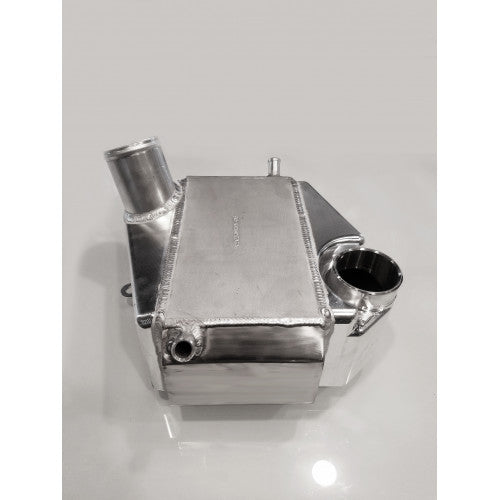 No Limit 67ICP Polished Air to Water Intercooler