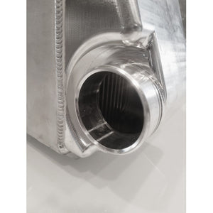 No Limit 67IC17P Polished Air to Water Intercooler