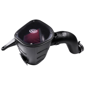 S&B Cold Air Intake with Oiled Filter for 2013-2018 Dodge Cummins 6.7L Diesel
