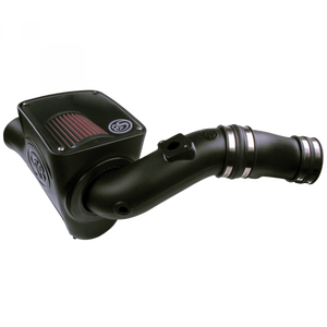 S&B FILTER COLD AIR INTAKE FOR 2003.5-2007 FORD POWERSTROKE 6.0L