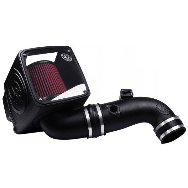 S&B Filters 75-5075-1 Cold Air Intake with Oiled Filter