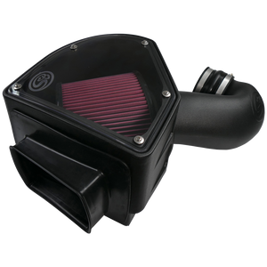 S&B Cold Air Intake with Oiled Filter for 1994-2002 Dodge Cummins 5.9L Diesel