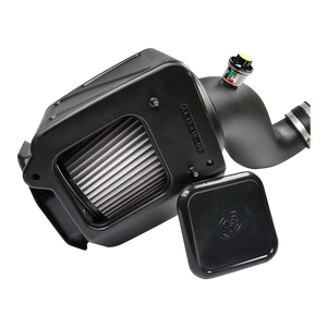 S&B Filters 75-5091D Cold Air Intake with Dry Filter