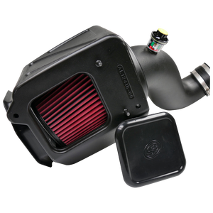 S&B Cold Air Intake with Oiled Filter for 2007-2010 Chevy/GMC Duramax 6.6L LMM Diesel