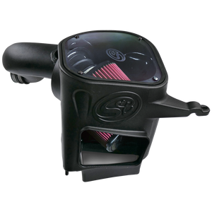 S&B FILTER COLD AIR INTAKE FOR 2007-2009 DODGE RAM CUMMINS 6.7L