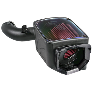 S&B Cold Air Intake with Oiled Filter for 2001-2004 Chevy/GM Duramax 6.6L LB7 Diesel