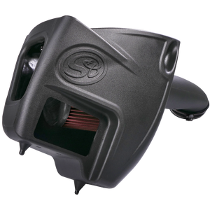 S&B Cold Air Intake with Oiled Filter for 2011-2016 Ford Powerstroke 6.7L Diesel
