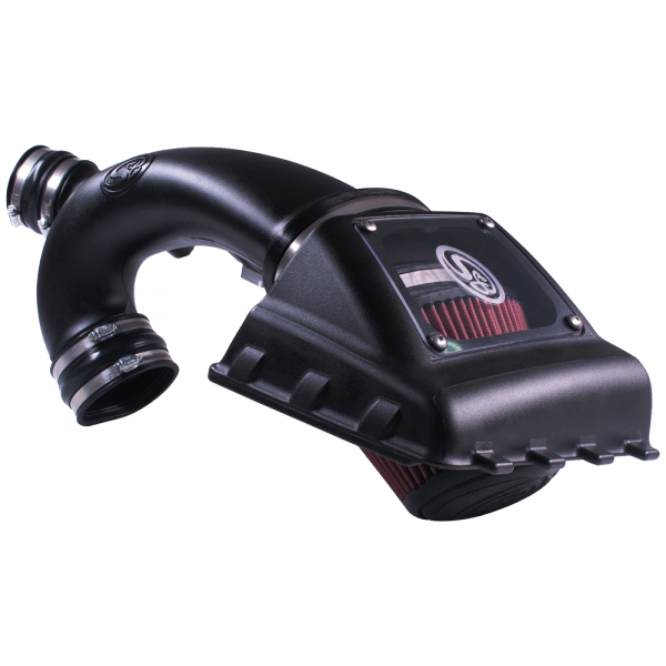 S&B Filters 75-5130 Cold Air Intake with Oiled Filter