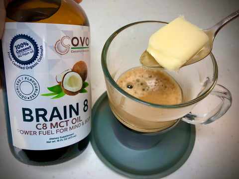 Brain 8 coffee