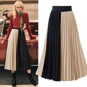 Jolie's Double Color Skirt