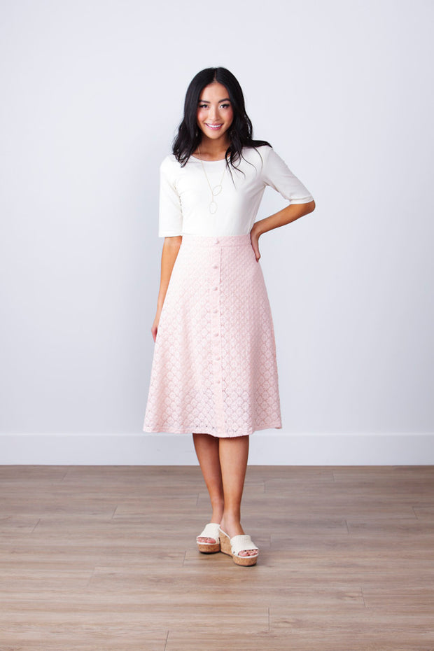 BELLA A-LINE SKIRT