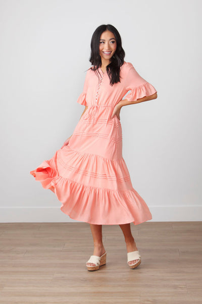 JULIET BOHO  DRESS