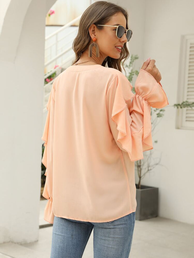 Modish Petal Blouse