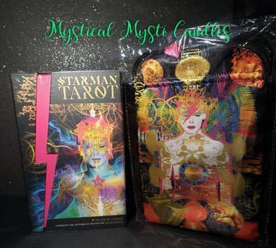 Starman Tarot & Tarot Card Bag