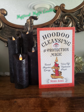 Hoodoo Cleansing & Protection Magic Book