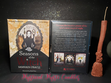 Seasons of the Witch ~ Samhain Oracle