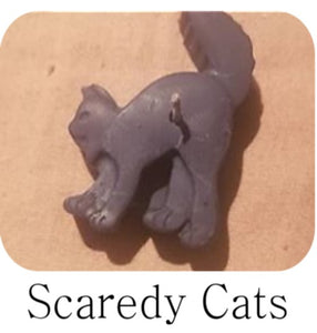 Scaredy Cat Tealights
