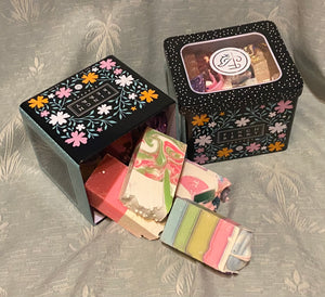 Finchberry Sampler Gift Set Tin of Soap