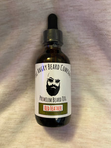 Angry Beard Beard Oils