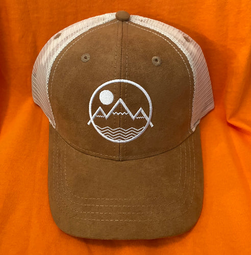 COLORADICAL SUEDE STYLE HAT