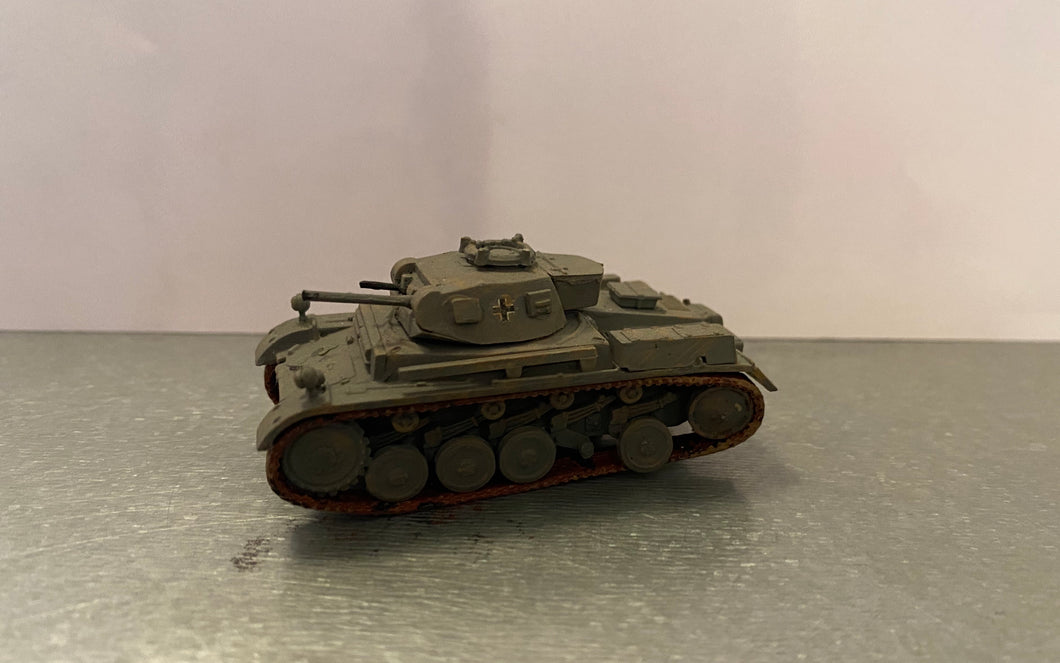 German Panzer II 172 Scale