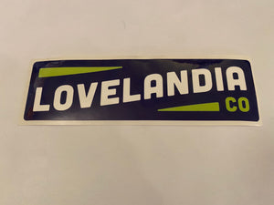 Lovelandia Sticker