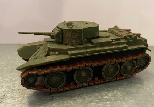 Russian Light Tank 172 Scale