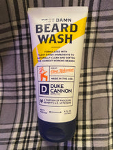 Duke Cannon Beard Wash