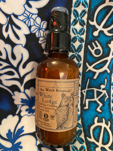 Sea Witch Botanicals White Lodge Essential Oil Spray